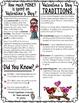 Valentine's Day Informational Text