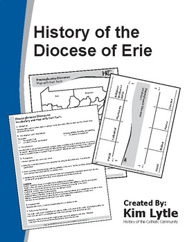History of the Diocese of Erie