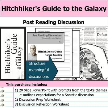 Hitchhiker's Guide to the Galaxy - Socratic Method - Post