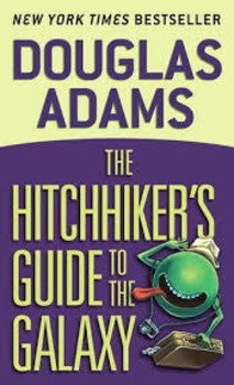 The Hitchhiker's Guide to the Galaxy Vocab Chapters 1-12