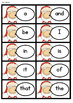 Ho Ho Ho - Fun Card Game to Learn 100 Sight Words