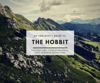 Hobbit Novel Study