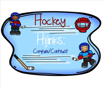 Hockey Hijinks: Compare and Contrast Game