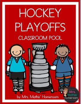Hockey Playoffs Classroom Pool