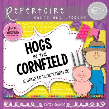 Hogs in the Cornfield {Prepare and Present High Do}