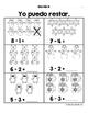 Hojas y centros de matematicas- Enero (invierno) para Kind