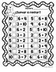 Hojas y centros de matemáticas para enero -Primer Grado (S