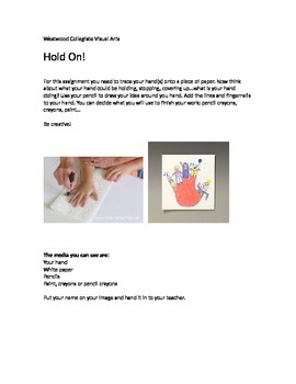 Hold On!- Special Needs