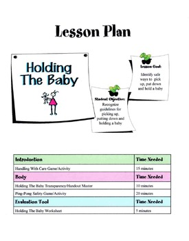 Holding The Baby Lesson