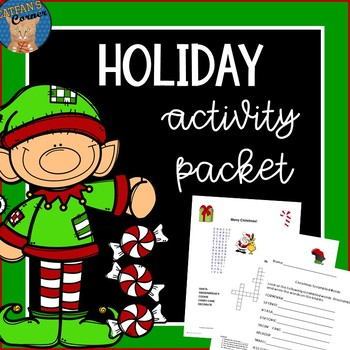 Holiday Activity Packet
