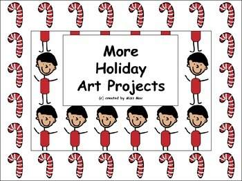 More Easy Holiday Art Projects