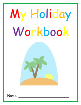 Holiday Booklet