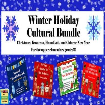 Winter Holidays Around the World Bundle: History, Traditio