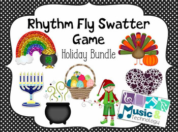 Holiday Bundle Fly Swatter Game