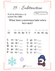Holiday Countdown Booklet Grade 4