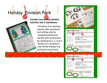 Holiday Division Pack