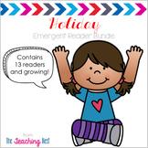 Holiday Emergent Reader Growing Bundle!