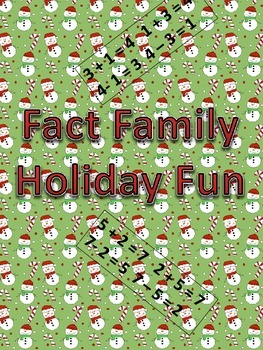 Holiday Fun Fact Families