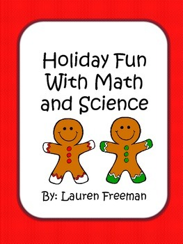Holiday Fun with Math and Science