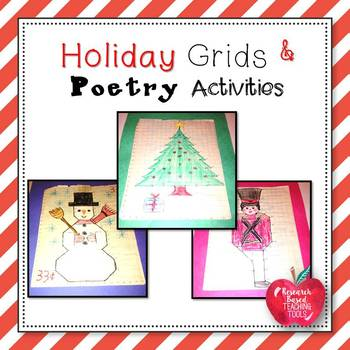 Holiday Grids and Poetry Activities