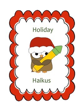 Holiday Haikus - FREE!