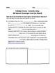Holiday History - Columbus Day:  QR Scanner Scavenger Hunt