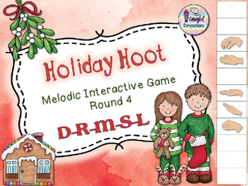 Holiday Hoot - Round 4 (D-R-M-S-L)