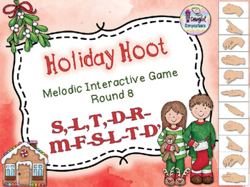 Holiday Hoot - Round 8 (S,-L,-T,-D-R-M-F-S-L-T-D')