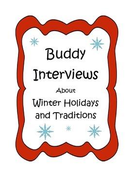 Holiday Interviews