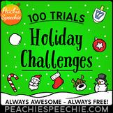 Holiday Light Challenge