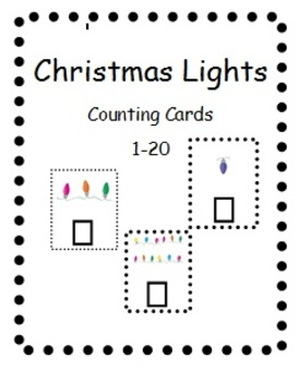 Holiday Light Counting