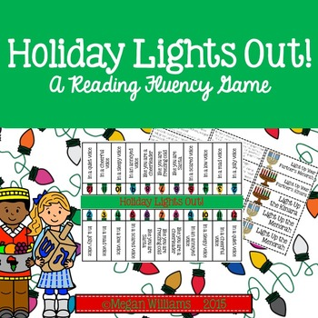 Holiday Lights Out: A Reading Fluency Game