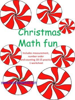 Holiday Math Fun