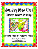 Cinco de Mayo Holiday Mini Unit