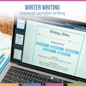 Holiday Narrative Writing