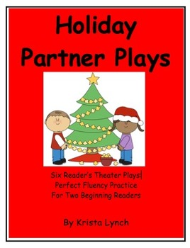 Holiday Partner Readers' Theater Plays with Corresponding Puppets