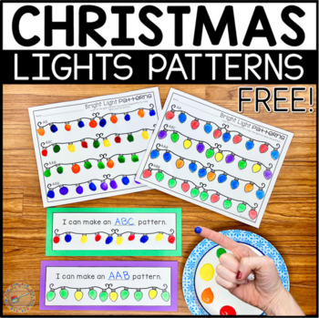 Holiday Patterns FREEBIE
