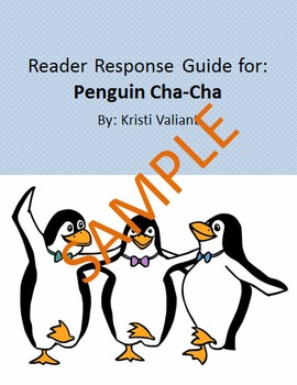 Holiday Reader Response Guide: Penguin Cha-Cha