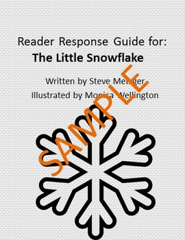 Holiday Reader Response Guide: The Little Snowflake