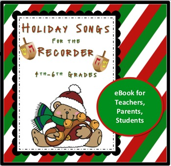 Holiday Songs for the Recorder