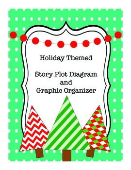 Holiday Theme Plot Graphic Organizer