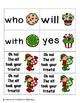 Holiday Treats Sight Words! Complete Set of 220 Sight Words