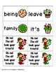 Holiday Treats Sight Words! Fry List 3