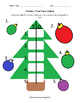 Holiday Tree Place Value