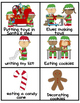 Game: Holiday Winter Charades a Dollar Deal for K-2