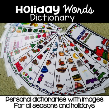 Holiday Words Dictionary