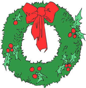 Holiday Wreath Skip-Counting