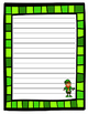 Holiday Writing Paper Set {46 Pages} Valentine's Day, Hall