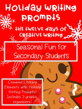 Holiday Writing Prompts for Middle School and High School