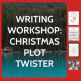 Holiday Writing Workshop: The Christmas Plot Twister, ELA 4-8